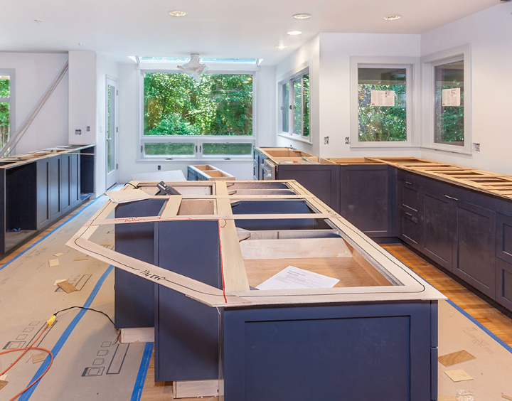 Five Tips To Make Your Kitchen Renovation Stress Free