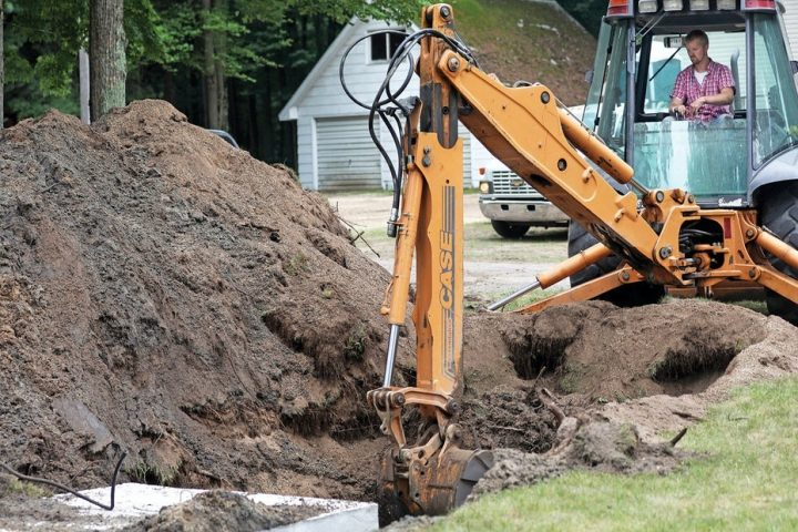Get the high-quality septic excavation you need