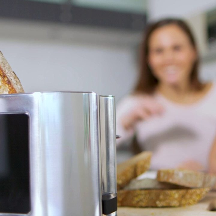 Where to Place a Long Slot Toaster on Your Kitchen?