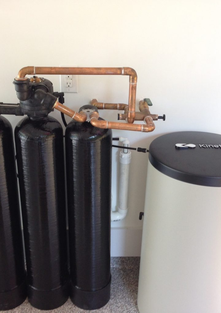 What is the Working of a Water Softener?