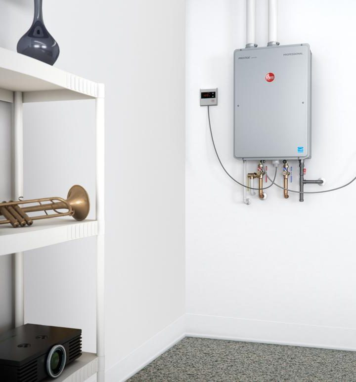 What is the lifespan of a tankless water heater?