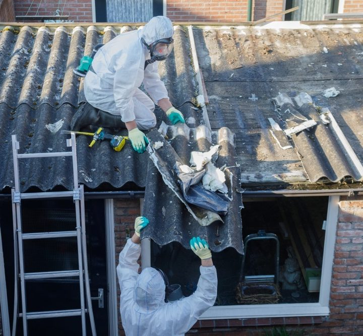 Safe Asbestos Removal at Home