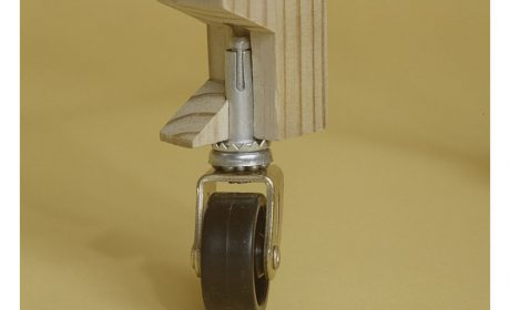 5 Pieces of Furniture You Can Attach Casters To