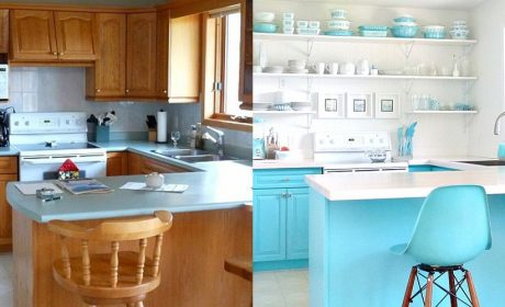 Easy Ways to Carry out Kitchen Makeovers