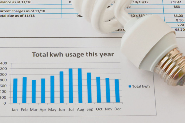 The Rise and Fall of Next Year's Electric Bill